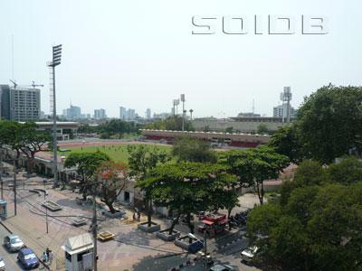 テープ・ハサディン・スタジアム - ナショナル・スタジアムの写真