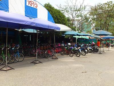 自転車レンタル - ワチラベンチャタット公園の写真