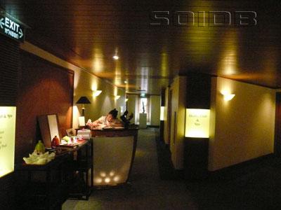 ザ・スパ・アンド・ヘルスクラブ - クラウン・プラザ・バンコク・ルンピニ・パークの写真