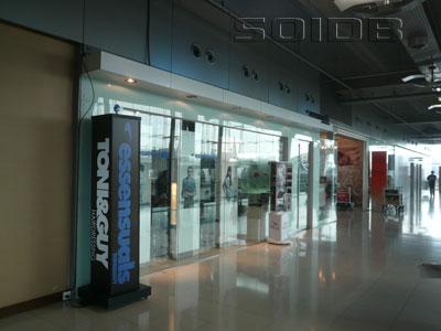 エッセンシャルズ・トニー&ガイ - スワンナプーム空港 (閉店)の写真