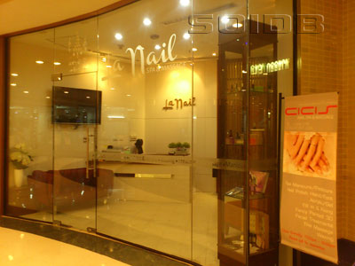 A photo of La Nail Spa & Massage - All Seasons Place