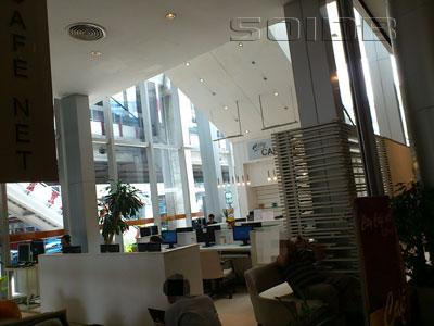 A photo of City Cafe Net - Siam Paragon