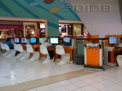 A photo of Internet Cafe - Central Rama 3