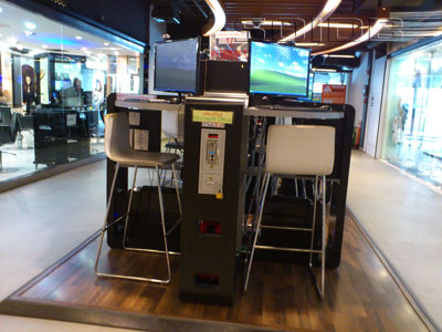 A photo of Internet Cafe - Central Ladprao