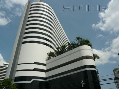 A photo of Lobby Lounge/Bar - JW Marriott Hotel Bangkok