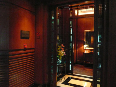 A photo of The Bar - The Peninsula Bangkok