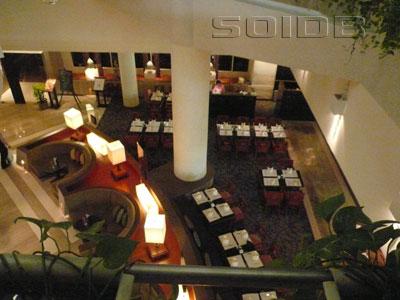 ロビーバー - ラマガーデンズ・ホテル・バンコクの写真