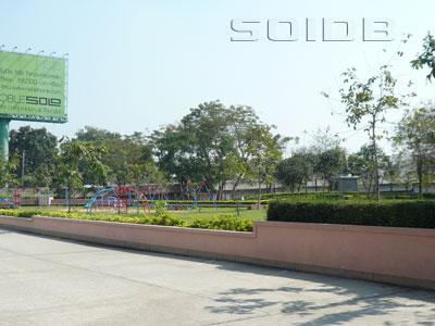 ソムデ・サランラット・マニロム公園の写真