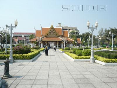 A photo of Rama 3 Park