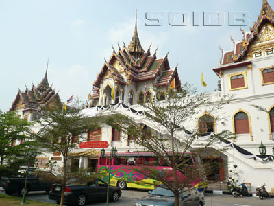 A photo of Wat Yannawa