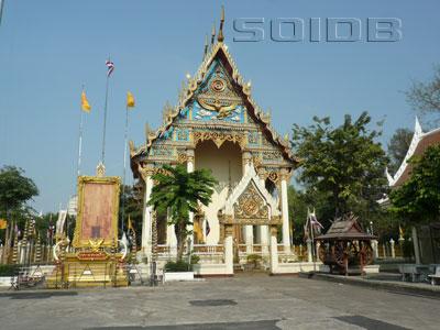 A photo of Wat Phra Si Krai Si