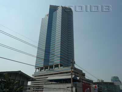 A photo of Italthai Tower
