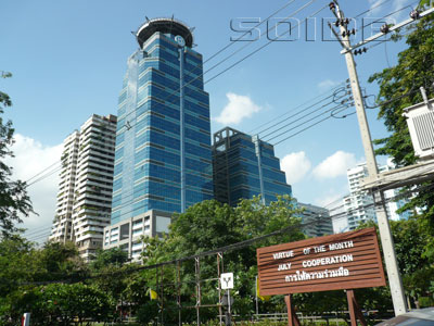 A photo of K Tower