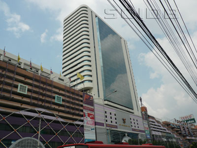 A photo of CP Tower 2