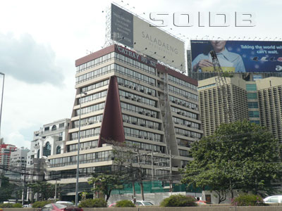 A photo of Cathay House