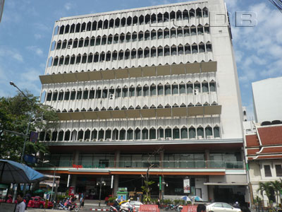 A photo of Central Silom Tower