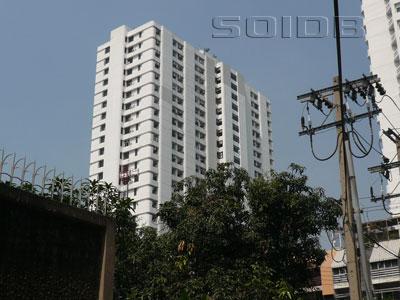 A photo of Pratunam Prestige Condominium