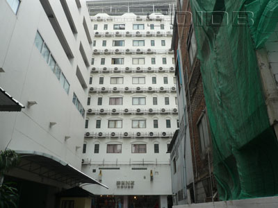 A photo of Benz House