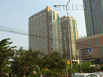 A photo of Fourwings Residence Srinakarin