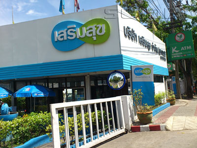 A photo of Sermsuk - Bang Khen Warehouse