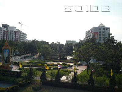 A photo of King Mongkut's University of Technology Thonburi