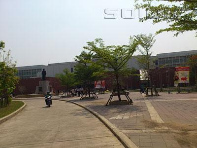 タマサート大学 - ランシット・キャンパスの写真