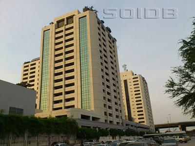 A photo of Bangna Towers Convention Center