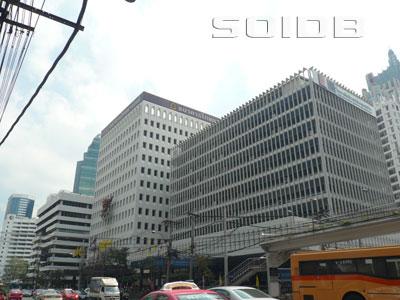 サイアムコマーシャル銀行 - チットロム・オフィスの写真
