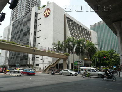 アユタヤ銀行 - プロンチット・オフィスブランチの写真