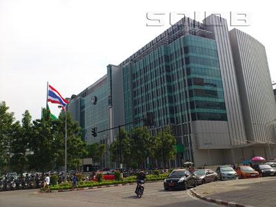 カシコーン銀行 - チェーンワタナ・ヘッド・オフィスの写真