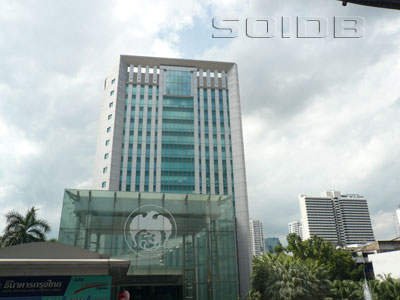 A photo of Krung Thai Bank - Headquarters 1