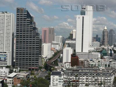 A photo of Silom