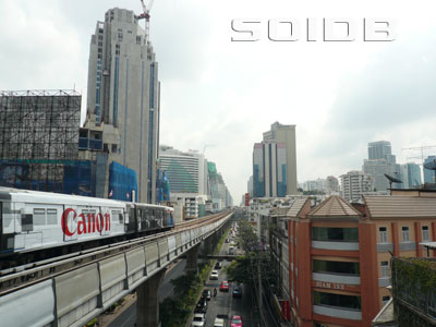 A photo of Sukhumvit