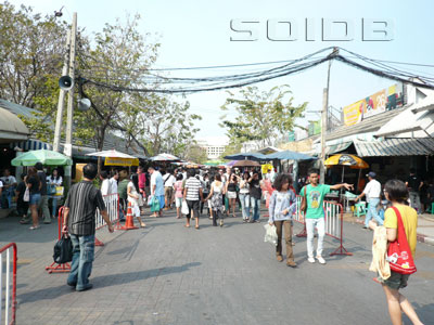 A photo of Weekend Market