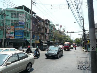 チャン通りの写真