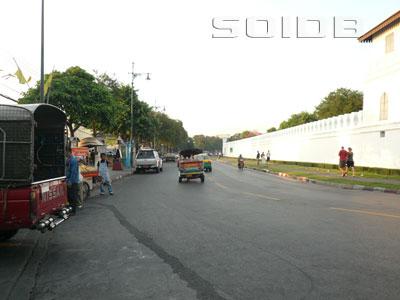 マハラー通りの写真