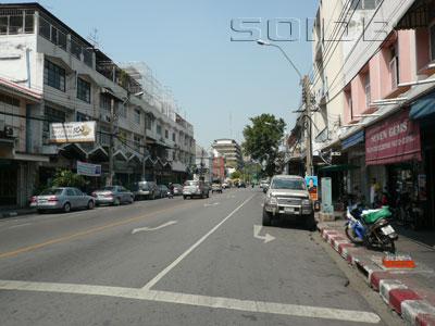フアンナコーン通りの写真