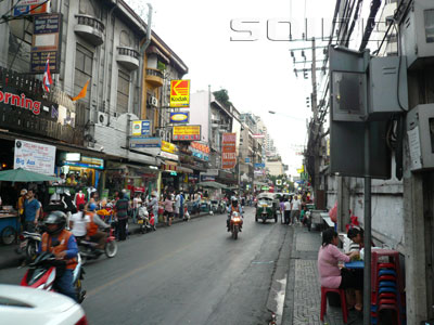 A photo of Sukhumvit Soi 4 (Soi Nana Tai)