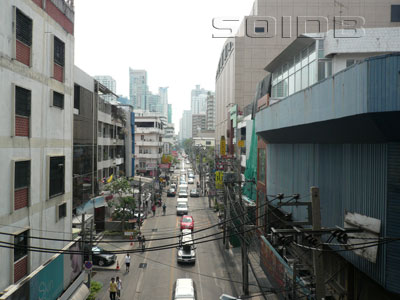 A photo of Sukhumvit Soi 24 (Soi Kasem)
