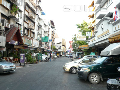 A photo of Sukhumvit Soi 33/1