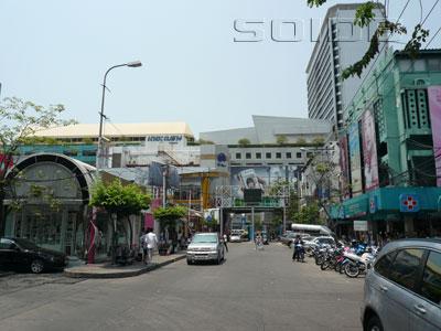 A photo of Siam Square Soi 7