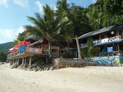 A photo of Rock Sand Beach Resort