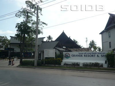A photo of KC Grande Resort & Spa