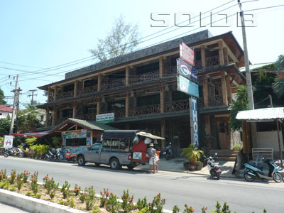 A photo of Koh Chang Hut Hotel