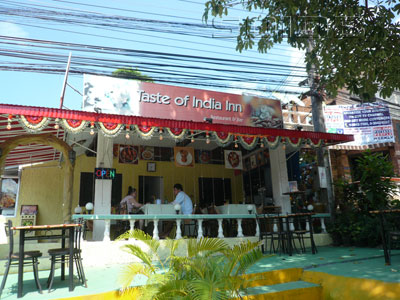 A photo of Taste of India Inn