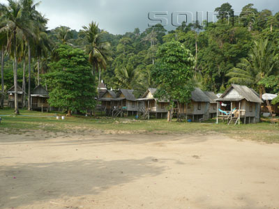 A photo of Siam Hut Resort