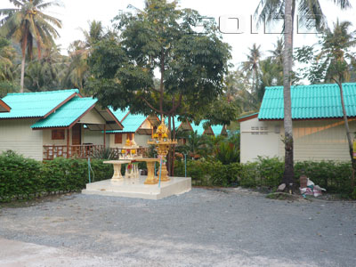 A photo of Green Cottage & Beach Resort