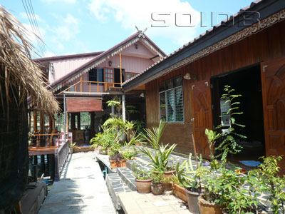 A photo of Good View BangBao Guest House