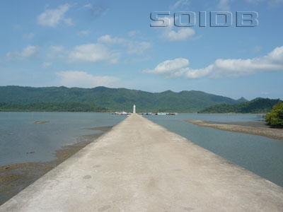 A photo of Pier - Ao Salakphet