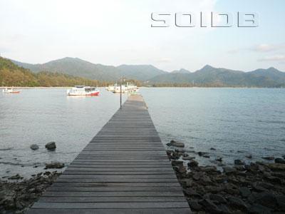 A photo of Pier - Chai Chet Resort